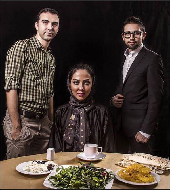 لیلا اوتادی,محسن افشانی,عکس جدید لیلا اوتادی,عکس جدید محسن افشانی