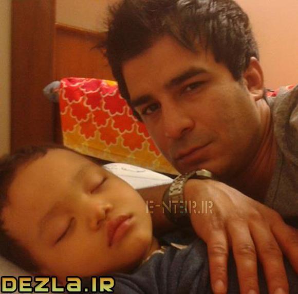 یوسف تیموری,عکس بچه یوسف تیموری,بچه دورگه یوسف تیموری,تایلندی ایرانی